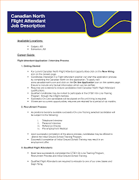 Collection Of Solutions Flight Attendant Cover Letter Sample No