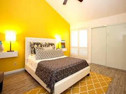 yellow wall decor for bedroom. Brilliant Decor Fabulous Yellow Walls Bedroom Full Size Wallpaper Accent Wall Ideas  Designs Living Room Colors Contrast Jpg In Decor For R