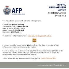 Speeding Australian A Warning Recreational – How Litigant Fine An To Convert