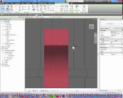 Interior Design Learning Gorgeous Learning Interior Design Using Revit 48 Part 48 HD YouTube