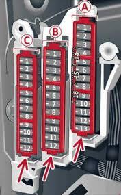 audi c5 fuse box location diy wiring diagrams \u2022 1998 Audi A6 Quattro Wagon Fuse Panel at 2001 Audi A6 Fuse Box Diagram