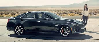 New 2017 Cadillac CTS-V Sedan from your Pineville NC dealership ...