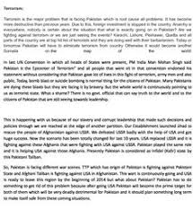 essay on terrorism christie golden essay on terrorism