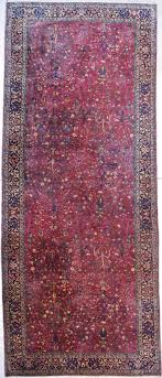 7549 antique sarouk persian oriental rug 6 11 x 14 3