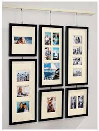 Exposure Style - How to Create a Wall Frame Display