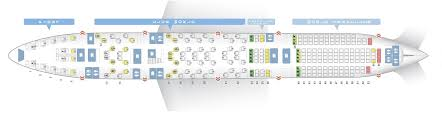 British Airways Business Class Seating Chart Seat Map Boeing 747 400 British Airways Best Seats In Plane