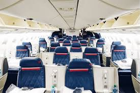 Every Delta Air Lines Premium Seat Ranked Best To Worst
