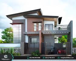 New Model House Design Philippines Bahrain A Beautiful Modern House A Subnet Construction
