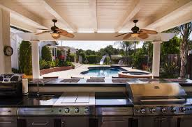 Outdoor Kitchen Patio Ojai Horse Property For Sale 837 S La Luna Avenue Nora Davis