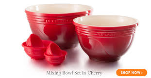 le creuset mixing bowls. Delighful Bowls On Le Creuset Mixing Bowls E