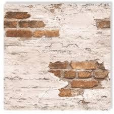 old wall wall brick fleece wallpaper