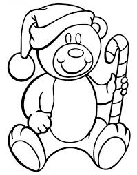 Small Picture Get This Free Candy Cane Coloring Page for Toddlers 54499