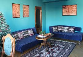 Teal Blue Living Room Before After My Living Room Makeover L Essenziale
