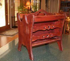 nice vintage cherry dark stain wooden magazine rack vintage wooden magazine rack c60 vintage