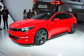 2018 kia rio sport.  2018 kia sportspace concept at geneva ceed gt line trim  a sporty look soon  to be rolled out across the range  inside 2018 kia rio sport