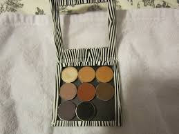 makeup geek mug eyeshadow starter kit and z palette review and swatches