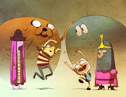 Adventure Time, The Marvelous ...