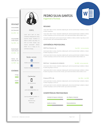22 Good Curriculum Vitae Formato Word Letter Sample Collection