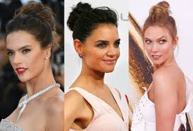 Occasion Hair Style celebrity messy bun hairstyles for any occasion hairdrome 4093 by stevesalt.us