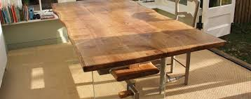 contemporary rustic dining table uk. modern rustic, glass and oak dining table - everyone is amazed by the natural character simple yet stunning form. stand back admire. contemporary rustic uk d