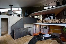 house plans with interior photos. Concrete Box Houses An Open-Plan Interior House Plans With Photos E