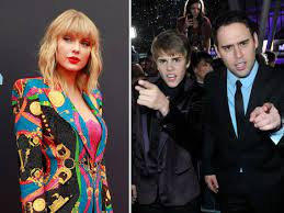 Taylor Swift, Scooter Braun Feud: a ...