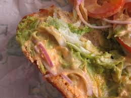 overall subway s en chipotle melt with guacamole put together a tasty bination of guac and smoky pepper sauce but didn t leave enough to acpany