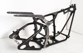 custom softail motorcycle frames. Custom Motorcycle Built On This Frame Softail Frames