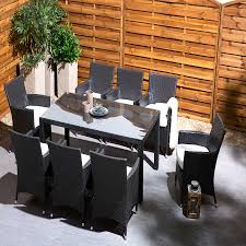 outdoor rattan dining furniture sets lovable sehr gehend od ideas for cane dining chairs