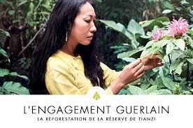 Guerlain - #DidYouKnow Minguo Li-Margraf heads the Tianzi...   Facebook