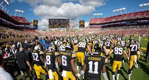 The Outback Bowl Was A Dud And Im Glad Go Iowa Awesome