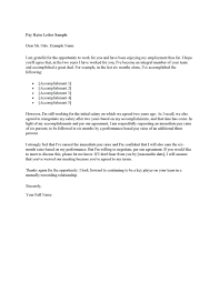 pay increase letter exle to give employees salary template