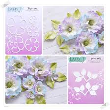 Paper Flower Suppliers Mulberry Paper Flowers Lady E Design