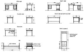 office desk drawing. 5.10.3 office desk drawing