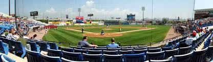 Best Seats At Daniel S Frawley Stadium Wilmington Blue