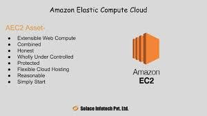 Amazon Elastic Compute Cloud Amazon Elastic Compute Cloud Ec2 Is A Net Service As