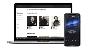 Classical Photo Idagio The Streaming Service For Classical Music Launches
