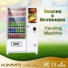 Wholesale Vending Machine Snacks Beauteous China Touch Screen Orange Juice Combo Vending Machine For Wholesale