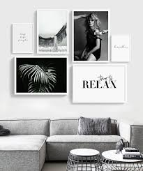 fashion gallery wall gallery wall set