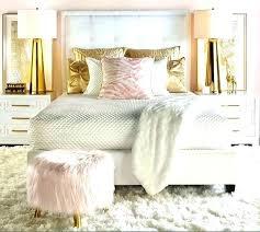 Black And Gold Bedroom Decor White Black White And Gold Dorm Room ...