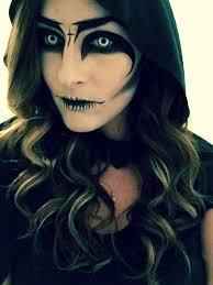 grim reaper makeup makeup grimreaper demon scarymakeup y art