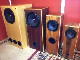 customer diy full range speaker projects