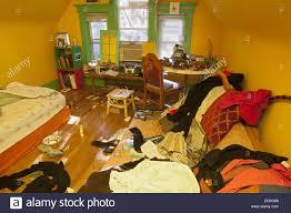 Messy Teenage Bedrooms Teen Bedroom Mess Stock Photos Teen Bedroom Mess Stock Images