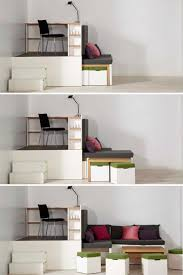 Prototype to Reality Super Space Saving Bedroom Set