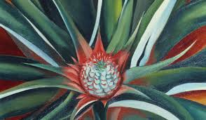 ny botanical garden to feature o keeffe s hawaii paintings
