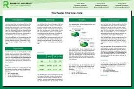 Scientific Research Poster Template Roosevelt University Research Poster Templates Makesigns