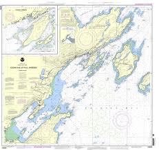 Noaa Chart 16595 Kodiak And St Paul Harbors Kodiak Harbor