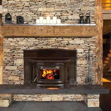 wood fireplace inserts menards