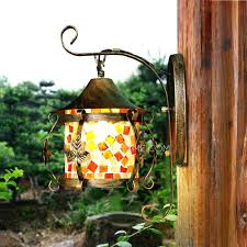 stained glass outdoor light stained glass outdoor lighting outdoor lighting ideas stained glass outdoor lanterns