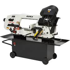 band saw. klutch metal cutting band saw \u2014 7in. x 12in., 1 1/2 hp, 115/230v | saws| northern tool + equipment